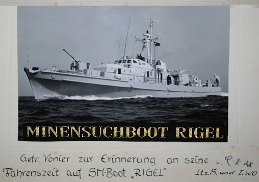 SM Boot Rigel